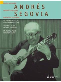 Andrés Segovia - Album Books | Guitar