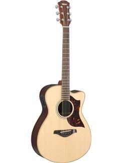 Yamaha: AC3R Concert Electro-Acoustic Guitar - With Hardcase Instruments | Electro-Acoustic Guitar