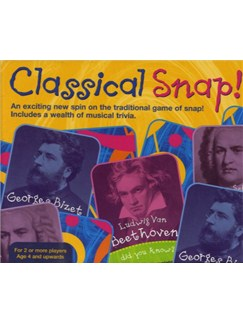 Music Games: Classical Snap!  |