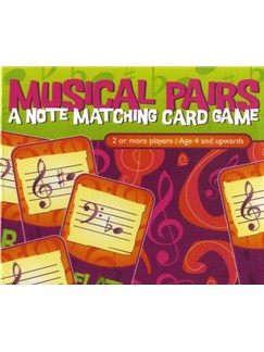 Music Games: Musical Pairs  |