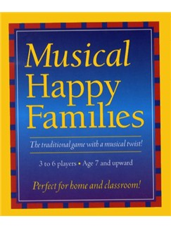 Musical Happy Families: Quartet  |