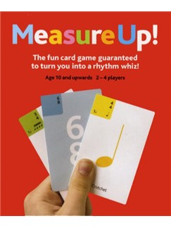Music Games: Measure Up!  |