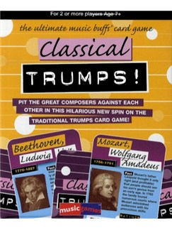 Music Games: Classical Trumps  |