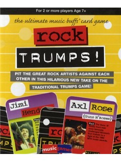 Music Games: Rock Trumps  |