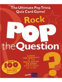 Pop The Question: Rock  |