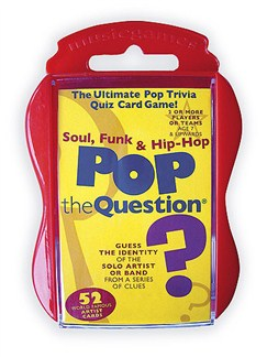 Pop The Question: Soul, Funk And Hip-Hop (Pocket Edition)  |