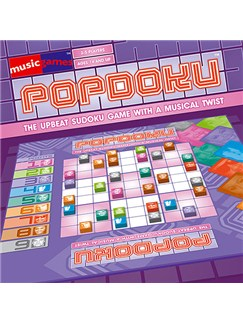 Popdoku! Musical Board Game   
