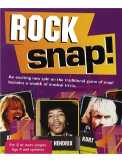 Music Games: Rock Snap!  |