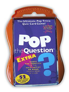 Pop the Question: EXTRA (Pocket Edition)  |
