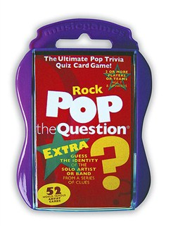 Pop the Question: Rock EXTRA (Pocket Edition)  |