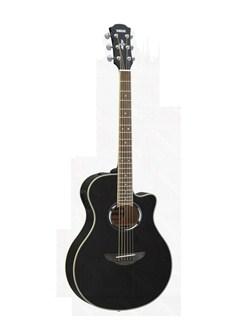Yamaha: APX500III Electro-Acoustic Guitar - Black Instruments | Electro-Acoustic Guitar