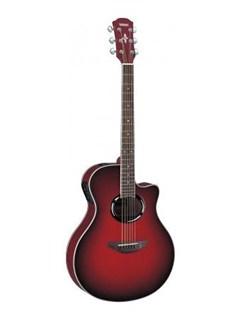 Yamaha: APX500III Electro-Acoustic Guitar - Dark Red Burst Instruments | Electro-Acoustic Guitar