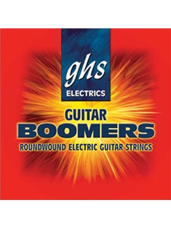 GHS: Boomers Guitar Strings - Extra Light  | Electric Guitar