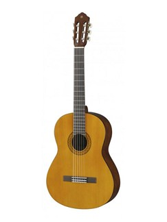 Yamaha: C40 Classical Guitar - Natural 4/4 Instruments | Classical Guitar