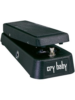 Dunlop: Cry Baby Wah Wah Pedal  | Electric Guitar