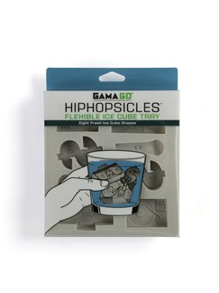 Hip Hopsicles Ice Cube Tray  |