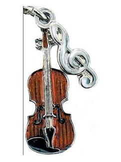 Mobile Phone Charm - Violin  | Violin