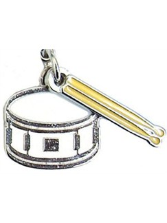 Mobile Phone Charm - Snare Drum  | Drums
