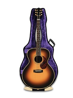 3D Greeting Card - Acoustic Guitar  |