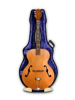 3D Greeting Card - Archtop Guitar  | Guitar