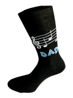 Music Gifts Company: DAD Socks  |