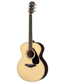 Yamaha: LJ6 Handcrafted Acoustic Jumbo Guitar Instruments | Guitar, Electro-Acoustic Guitar