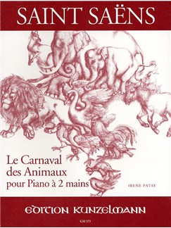 Camille Saint-Saens: Carnival Of The Animals (Piano) Books | Piano