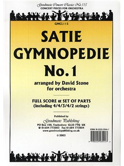 Erik Satie: Gymnopedie No.1 (Orchestra) Books | Orchestra