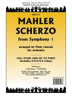 Gustav Mahler: Scherzo From Symphony No.1 Books | Flute, Oboe, Clarinet, Bassoon, French Horn, Trumpet, Trombone, Timpani, Percussion, String Quintet