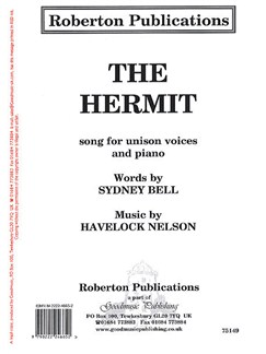 Havelock Nelson: The Hermit Books | Unison Voice, Piano Accompaniment