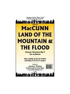 Hamish MacCunn: Land Of The Mountain And The Flood (Timpani) Books | Timpani
