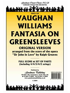 Ralph Vaughan Williams: Fantasia On Greensleeves Books | Orchestra