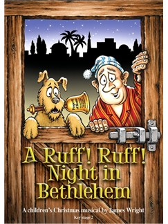 A Ruff! Ruff! Night In Bethlehem Books and CDs | Voice, Piano Accompaniment