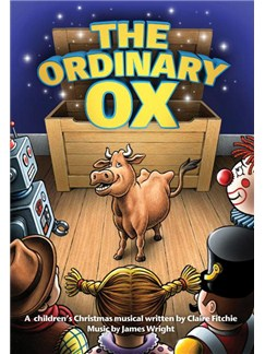 Claire Fitchie/James Wright: The Ordinary Ox (Book/CD) Books and CDs | Voice, Piano Accompaniment