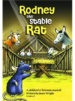 James Wright: Rodney The Stable Rat Books and CDs | Voice, Piano Accompaniment