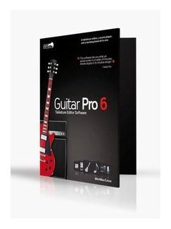 Guitar Pro 6 - Tablature Notation Software CD-Roms / DVD-Roms |