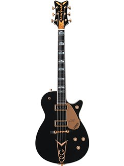 Gretsch: G6134B Black Penguin Electric Guitar Instruments | Electric Guitar