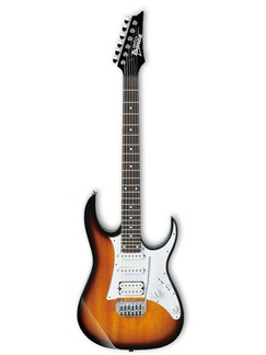 Ibanez: GRG140SB Electric Guitar - Sunburst Instruments | Electric Guitar