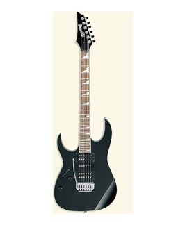 Ibanez: GRG-170 Electic Guitar - Left Handed (Gloss Black Finish) Instruments | Left-Handed Guitar