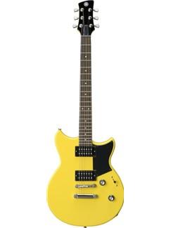 Yamaha: Revstar RS320 Electric Guitar - Stock Yellow Instruments | Electric Guitar
