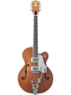 Gretsch: G6120SHTTV Setzer Hot Rod - TV Jones® Pickups (Tangerine) Instruments | Electric Guitar