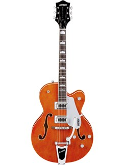 Gretsch: G5420T Electromatic Hollow Body (Orange) Instruments | Semi-Acoustic Guitar