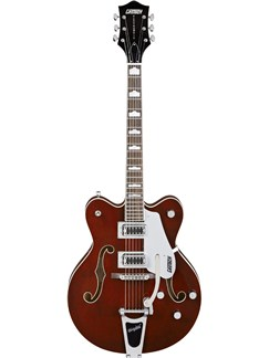 Gretsch: G5422TDC Electromatic Hollow Body Guitar (Walnut Stain) Instruments | Semi-Acoustic Guitar
