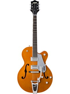 Gretsch: G5120 Electromatic® Hollow Body - Humbuckers (Orange) Instruments | Electric Guitar