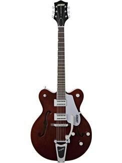 Gretsch: G5122DC Double Cutaway Electromatic® Hollow Body - Humbuckers (Walnut) Instruments | Electric Guitar
