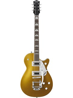 Gretsch: G5435T Pro Jet™ with Bigsby® - Rosewood Fingerboard (Gold) Instruments | Electric Guitar