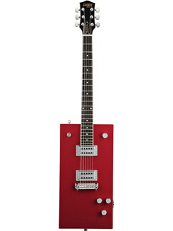 Gretsch: G5810 Bo Diddley (Red) Instruments | Electric Guitar