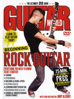 Guitar World: Beginning Rock Guitar DVDs / Videos | Guitar