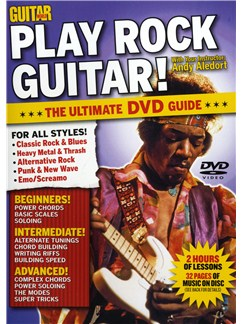 Guitar World: Play Rock Guitar DVDs / Videos | Guitar