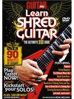 Guitar World: Learn Shred Guitar DVDs / Videos | Guitar